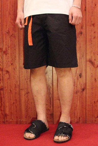 画像1: Hombre Nino|オンブレニーニョ EASY SHORT PANTS|BLACK