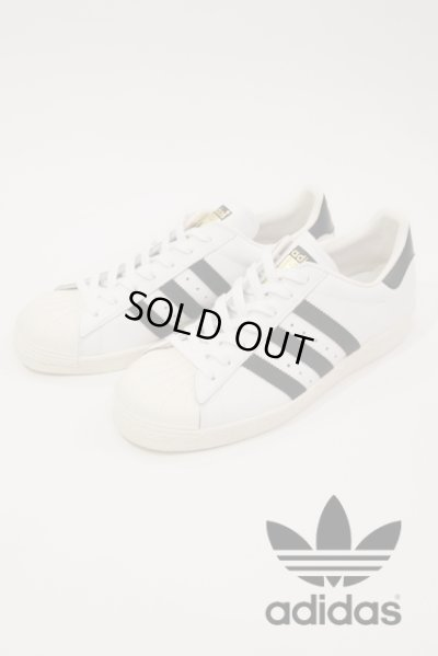 "画像1: adidas/""SUPERSTAR 80s""スニーカー/WHITE"
