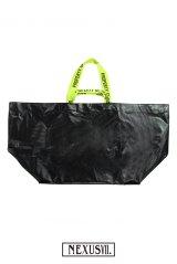 NEXUSVII.|ネクサスセブン ALL WEATHER TOTE -XL- トートバッグ|BLACK